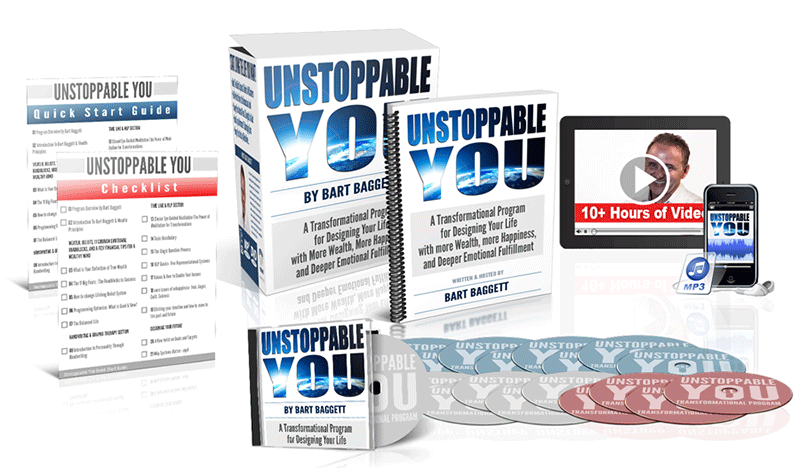 unstoppable you